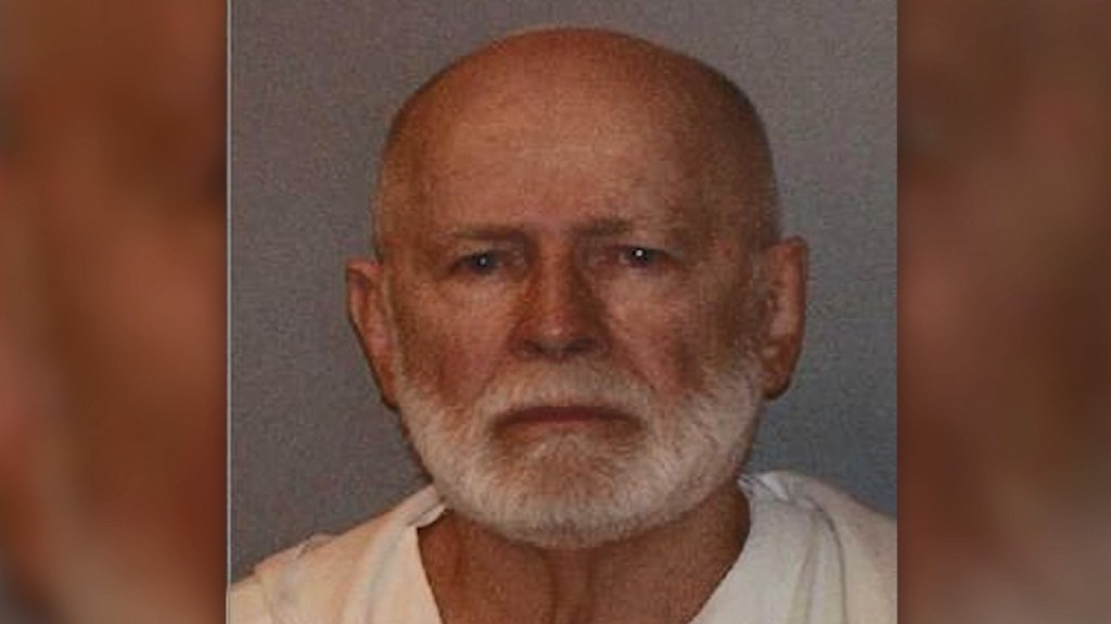 Whitey Bulger complained about a changing Boston in letters sold at auction