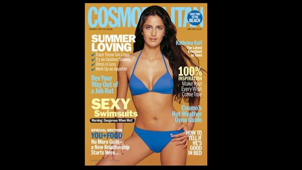 Walmart will stop selling Cosmopolitan magazine in checkout lines