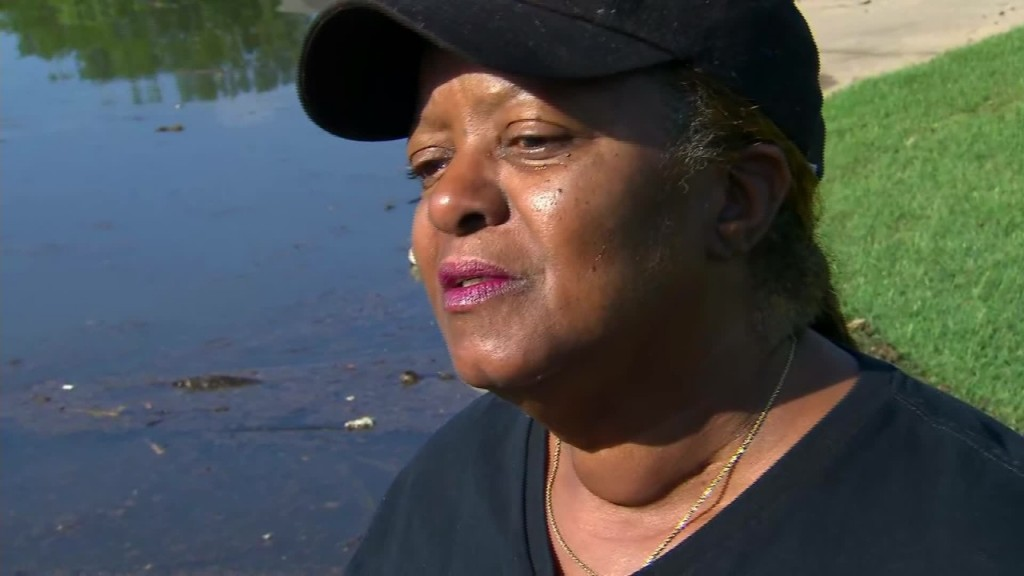 Family survives Katrina, now flooded in Arkansas