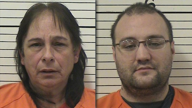 Couple steals from Walmart, arrested when they return for more