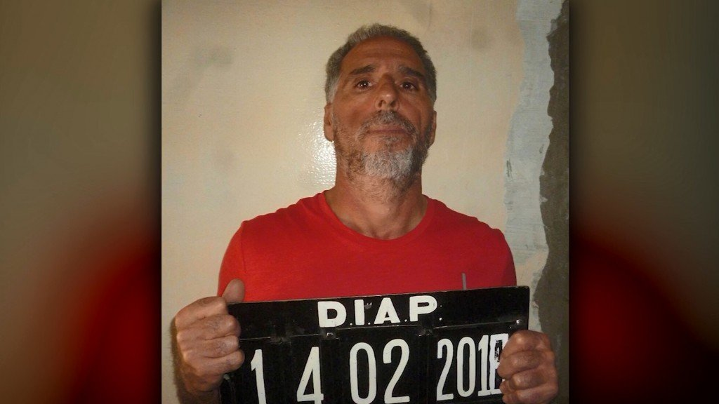 Italian mafia boss escapes from Uruguayan prison