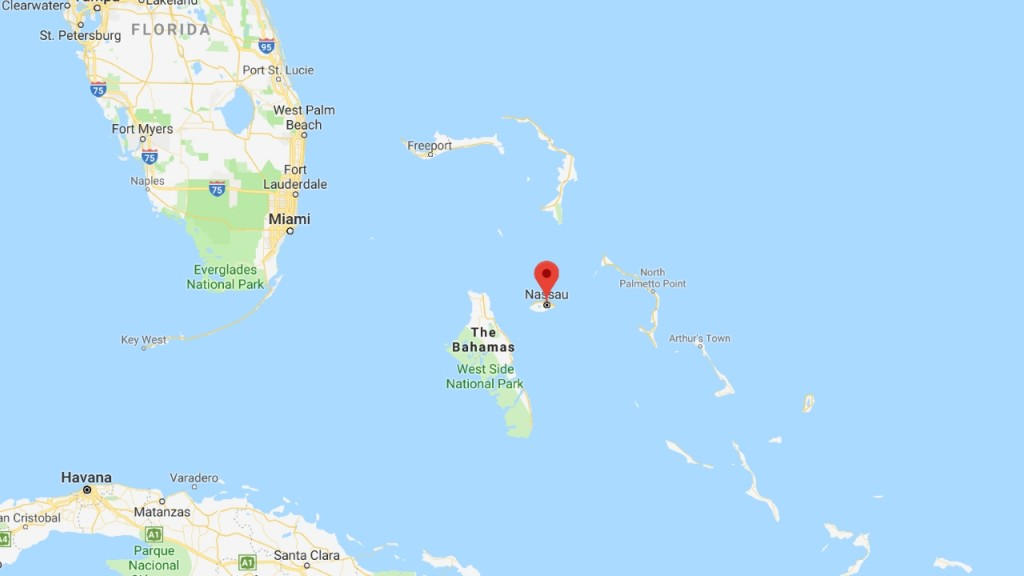 Bahamas police: Seven Americans dead in helicopter crash