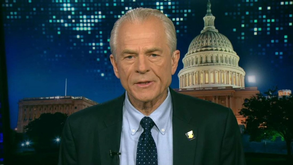 Navarro won't say if Bidens mentioned during China talks