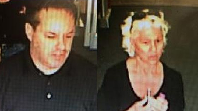 Man and woman steal over $2,000 worth of high-end liquor, police say