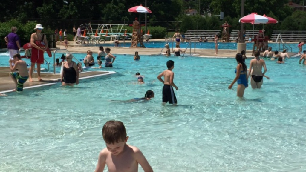 PHOTOS: Goodman Pool opens for summer