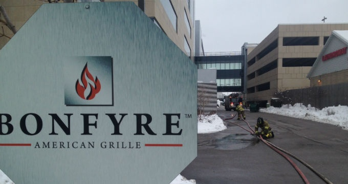 Fire-damaged restaurant to reopen Wednesday after kitchen fire