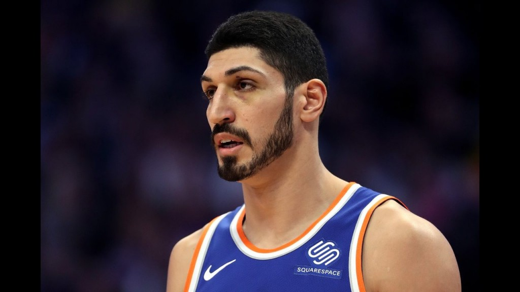 Enes Kanter to miss Knicks' London trip for fears of assassination