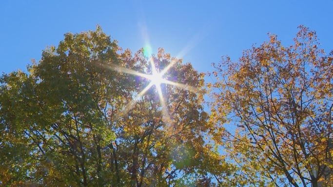 Warm Wisconsin weather expected through November