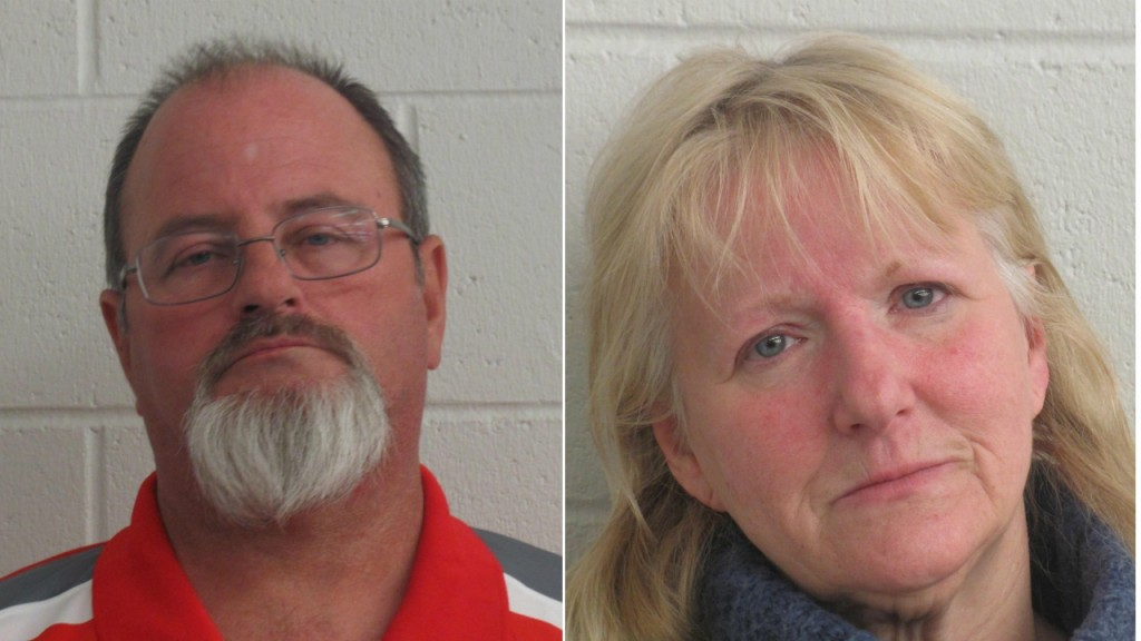 Sheriff's detective, wife arrested on tentative domestic abuse charges