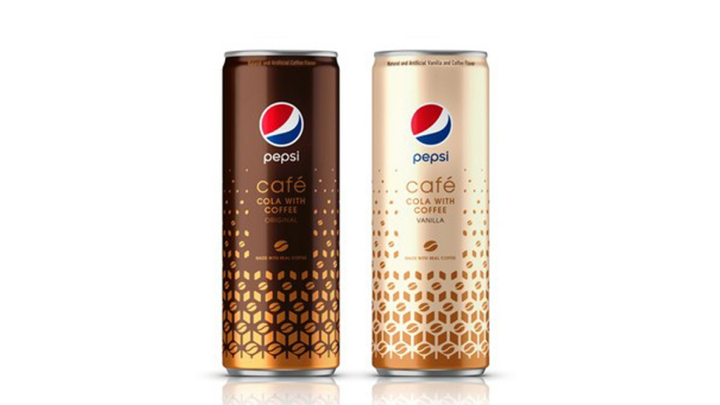 Pepsi's new product has nearly double the caffeine