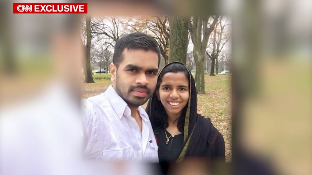 Indian newlyweds' dreams shattered in Christchurch