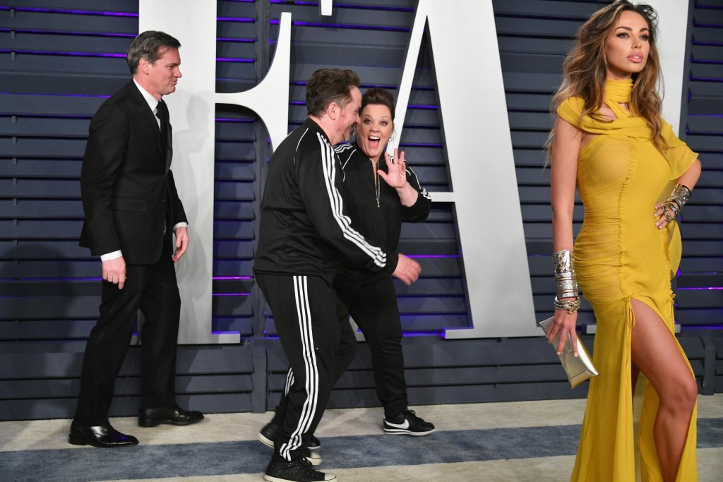Melissa McCarthy's second Oscars look is #goals