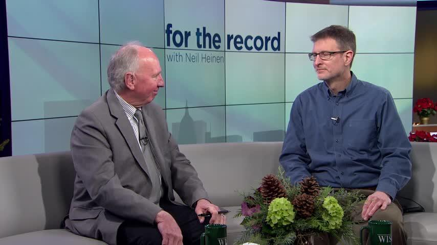 For the Record: Paul Terranova of Lussier Community Education Center talks with Neil