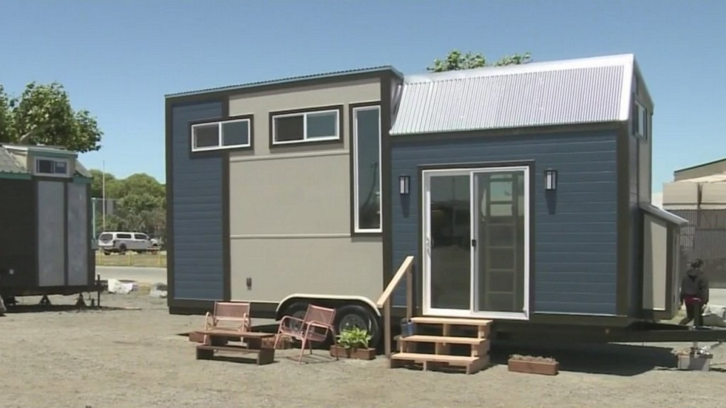 Are tiny homes solution to homelessness?