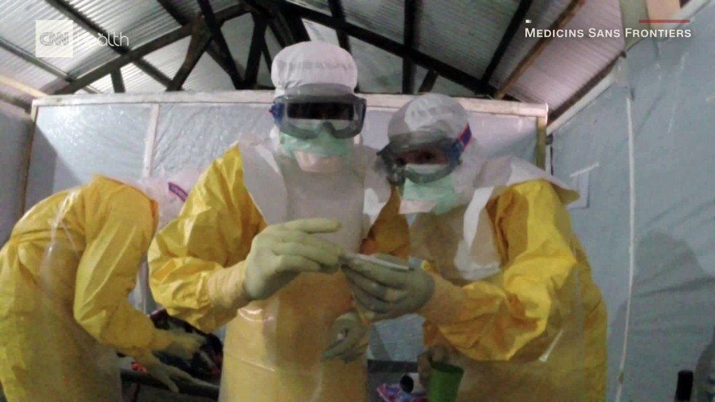 Deadly violence in DRC hampers Ebola control