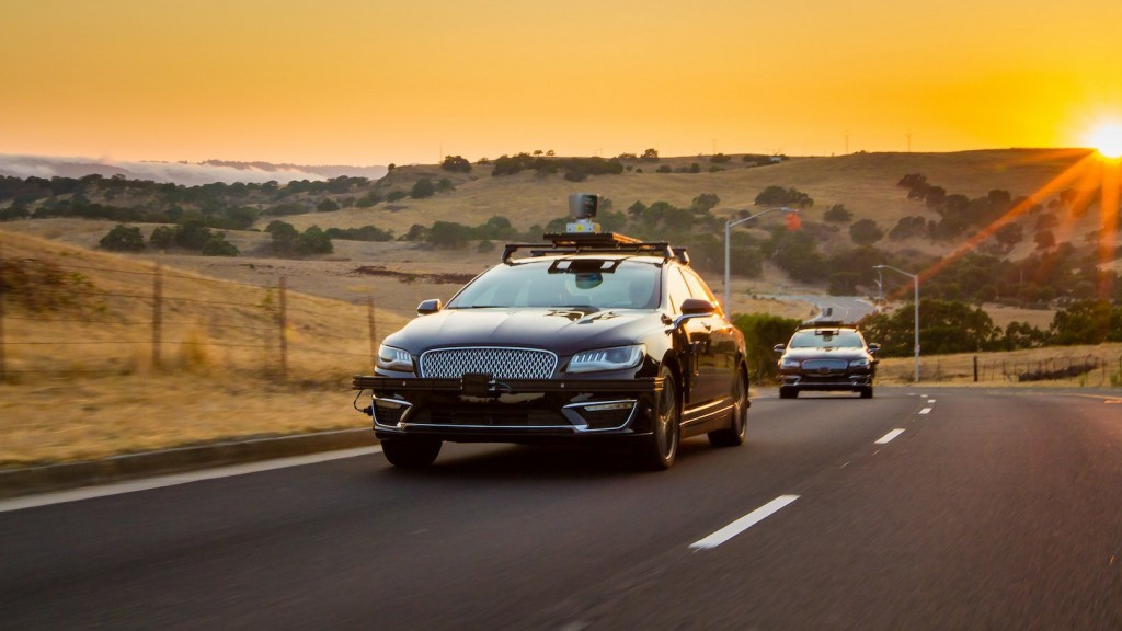 Amazon invests in self-driving vehicle startup Aurora