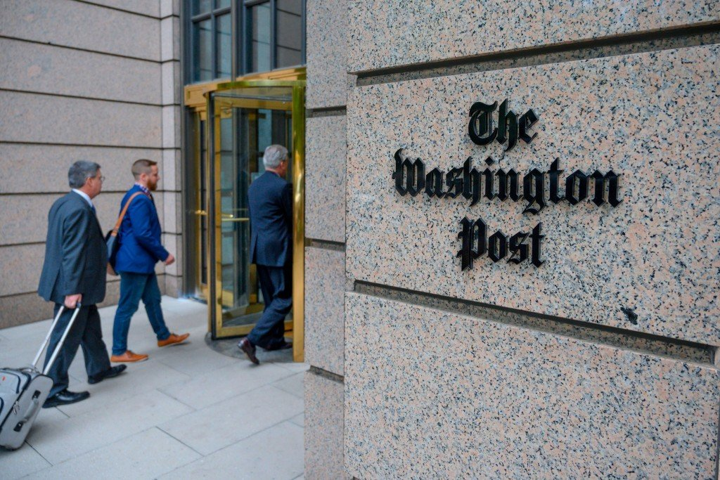 How the Washington Post uses TikTok to engage with its audience