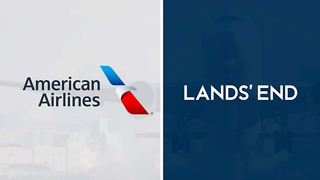 Lands' End is making new uniforms for American Airlines