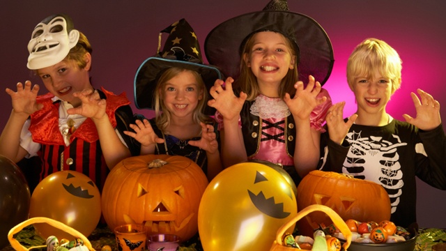 Tricks, treats and Halloween safety