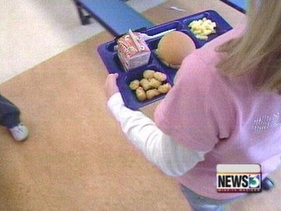 School program sends food home with students in need