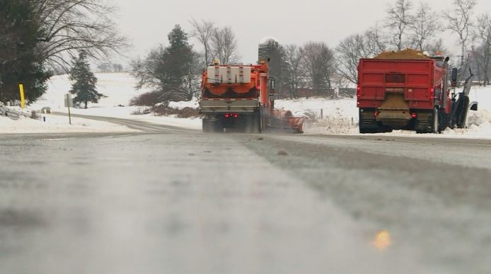 Small Wisconsin counties tackle large amounts of snow
