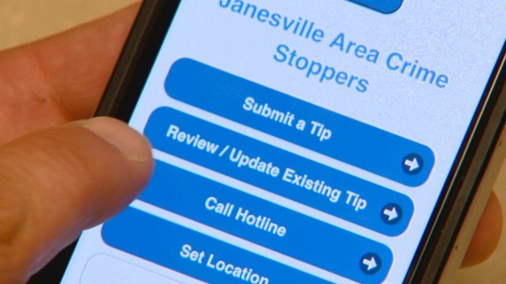 Police hope tips app can help prevent tragedies in schools