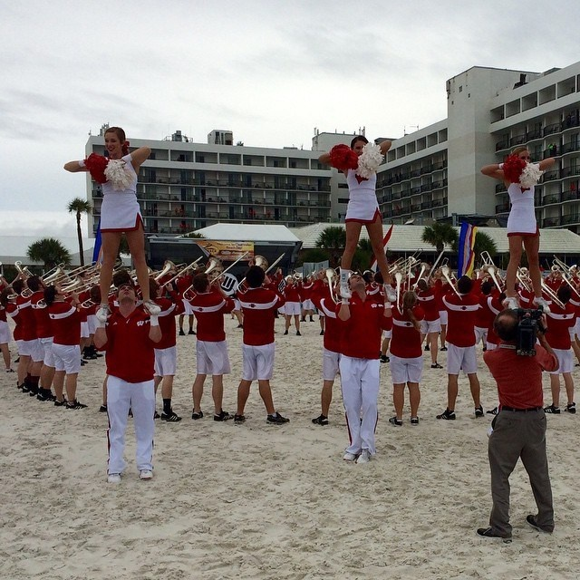 PHOTOS: Wisconsin wins Outback Bowl