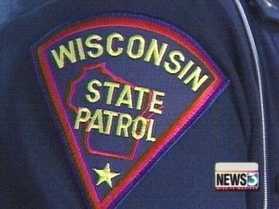 A man was arrested in suspicion of 8th offense OWI