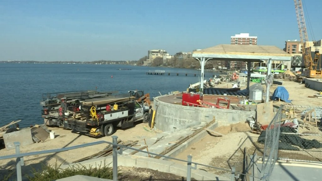 Memorial Union Terrace to open in less than 1 month