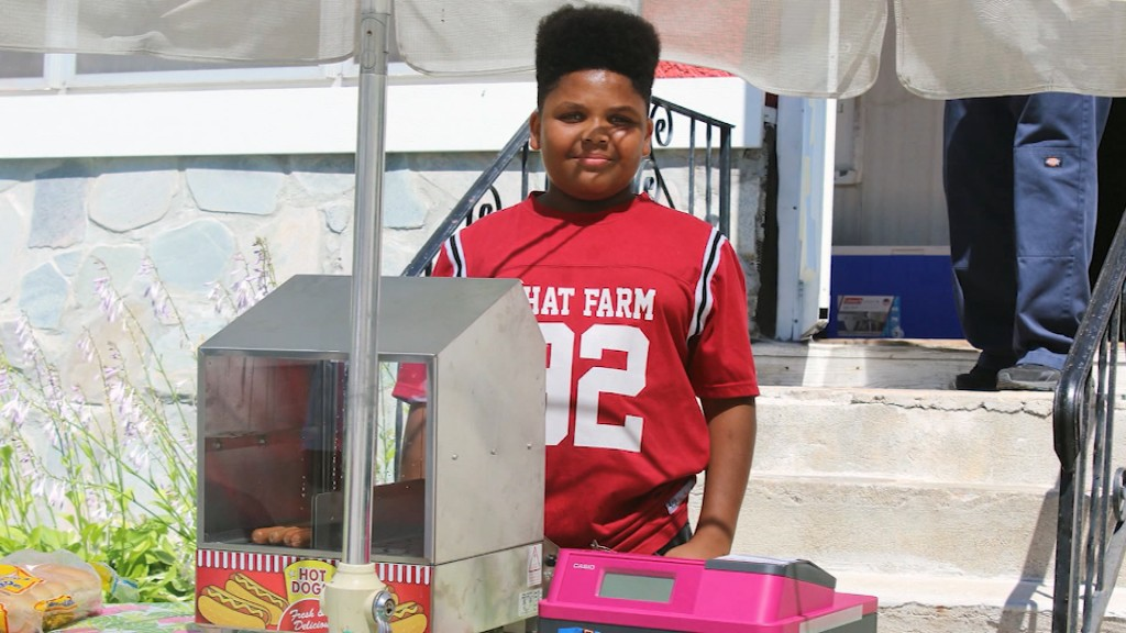 City helps teen get permit for his hot dog stand