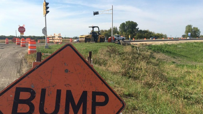 Transportation budget cuts delay interstate expansion 2 years