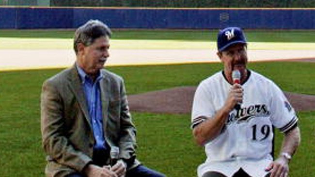Doug Melvin is leaving as general manager of Brewers