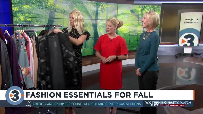 Fashion Essentials for Fall: Shayna Mace breaks down the latest trends
