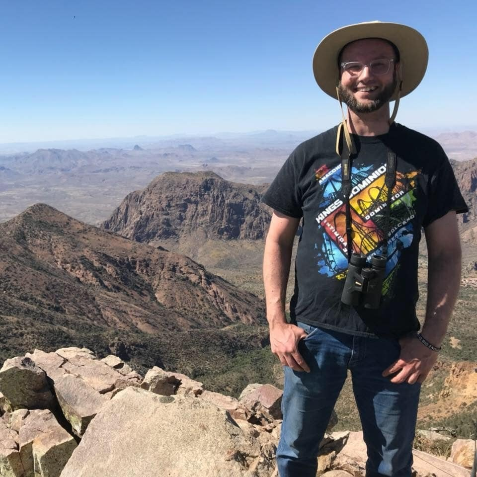 Missing Texas hiker found alive after almost a week