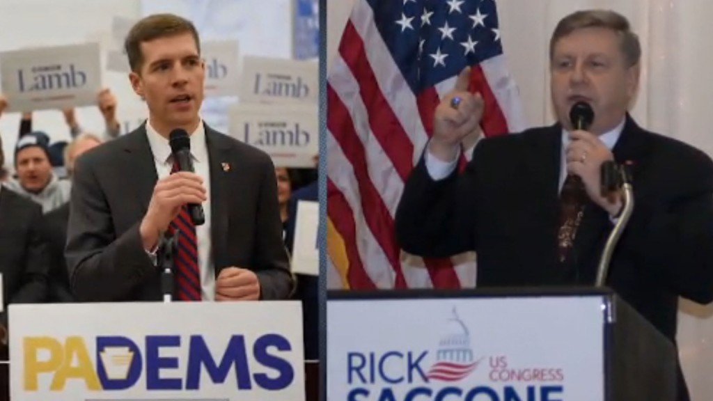 Democrat outraises Republican in final stretch of Pa. special election