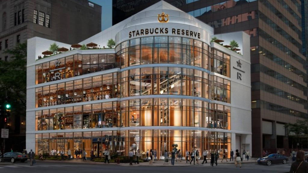 World's largest Starbucks will open in Chicago