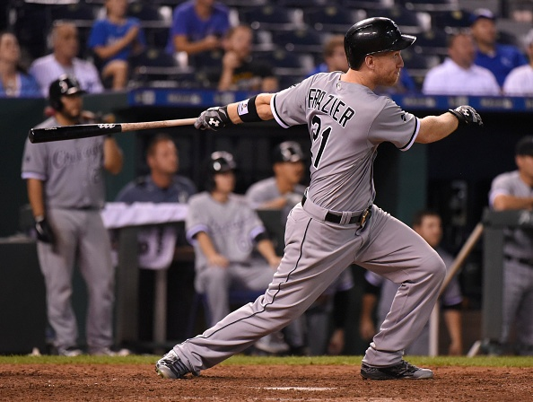 Frazier blast the difference as Sox top Royals in extras