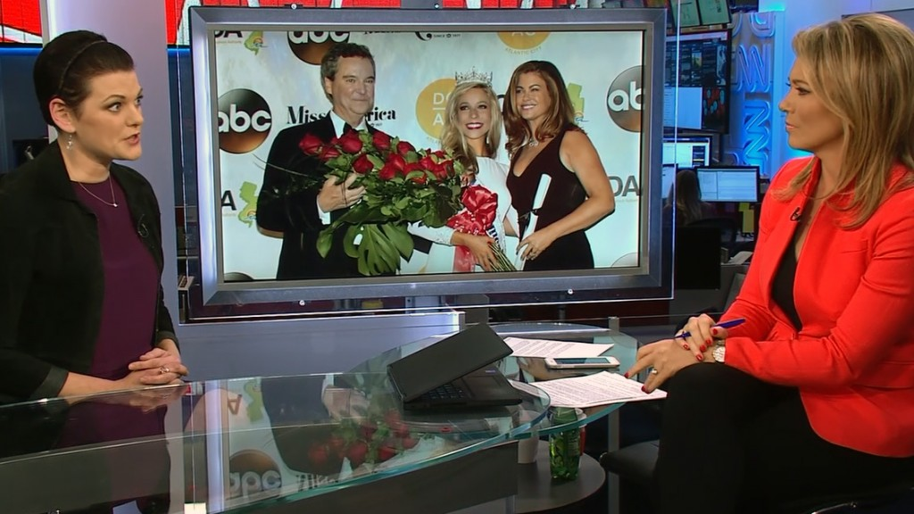 Three Miss America Organization leaders resign after report about emails