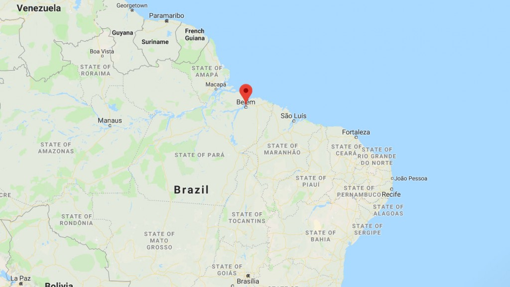 Report: 11 killed in bar shooting in Brazil
