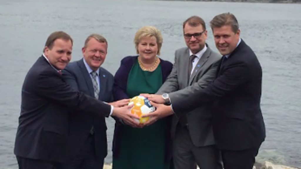 Did Nordic leaders troll Trump with 'orb' photo?