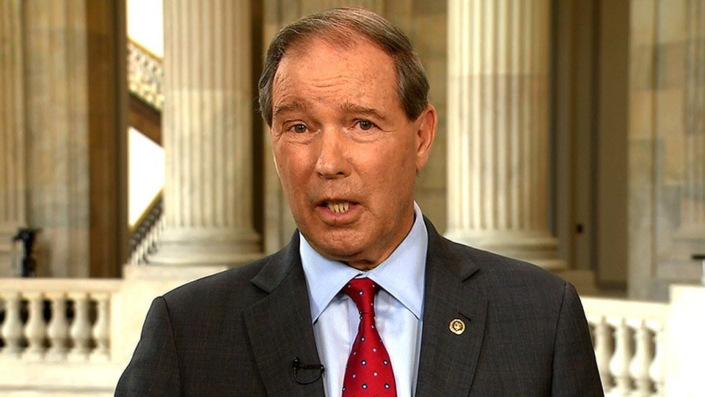 New Mexico Sen. Tom Udall won't run for re-election in 2020