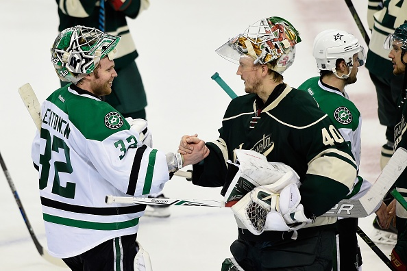 NHL roundup: Wild goes home after losing to Stars in playoffs