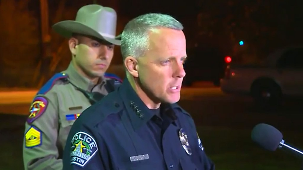 Latest Austin explosion may have been triggered by tripwire, police say
