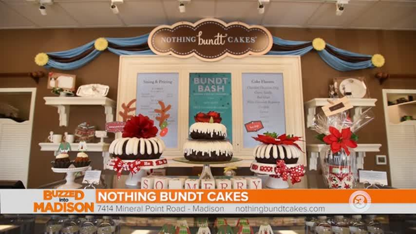 Nothing Bundt Cakes for the Holidays!