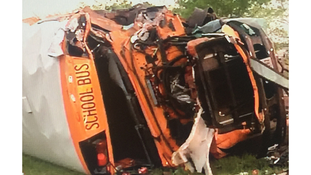 Texas track coach dies in bus accident