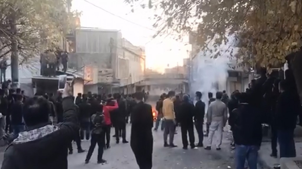 At least 6 killed during violent protests in Iraqi Kurdistan