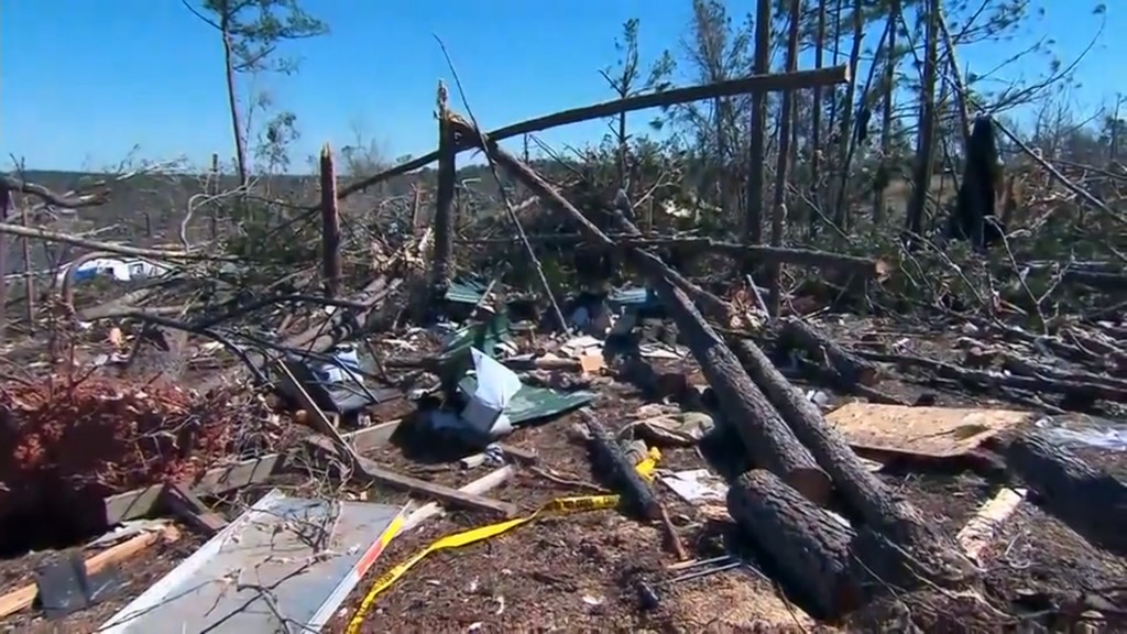 A week after deadly tornadoes, Alabama braces for severe storms again