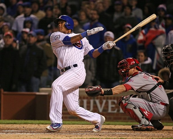 MLB roundup: Russell's 3-run homer lifts Cubs over Reds