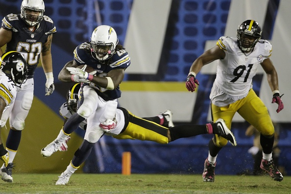 Former Badger Gordon fumbling his big opportunity with Chargers