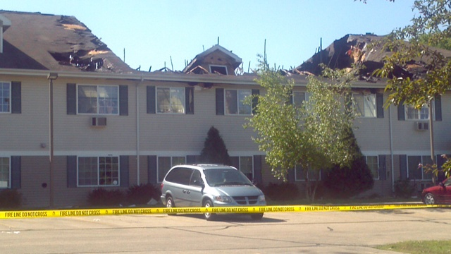 Edgerton fire forces dozens of seniors from homes